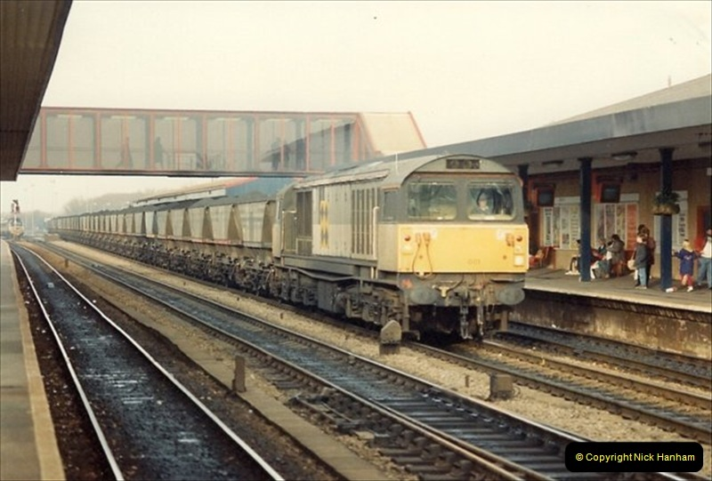 1992-01-04 Oxford, Oxfordshire.  (25)216