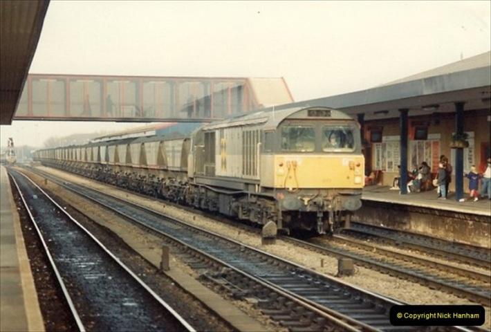 1992-01-04 Oxford, Oxfordshire.  (25)216