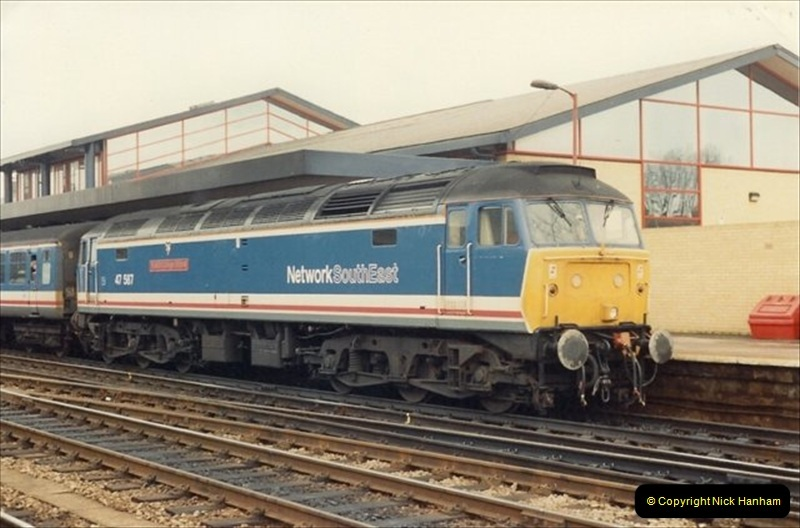 1992-01-04 Oxford, Oxfordshire.  (27)218