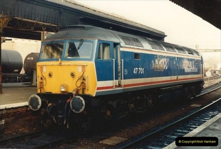 1992-01-06 Salisbury station, Salisbury, Wiltshire.  (25)244