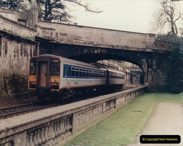 1992-01-09 Sydney Gardens, Bath, Somerset.  (8)255