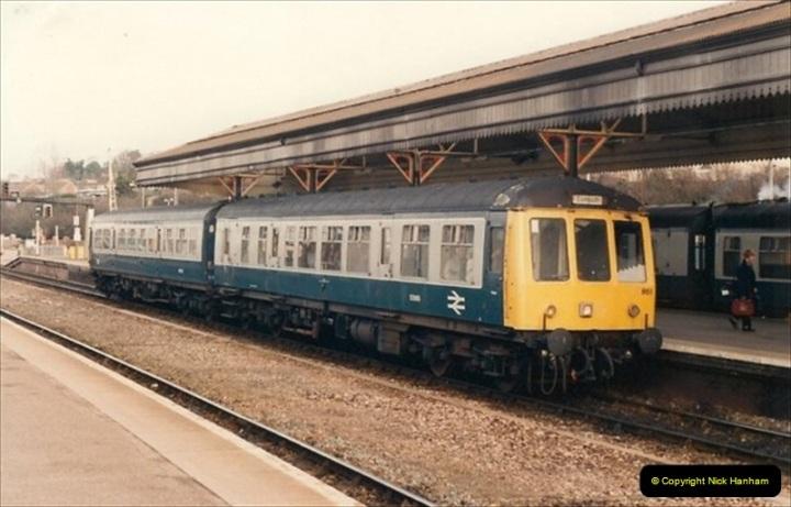 1992-02-15 Exeter St. Davids. Exeter, Devon.  (9)269