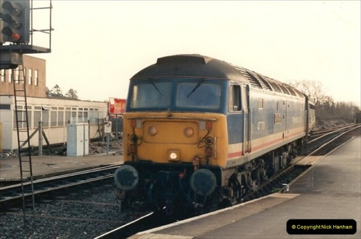 1992-02-15 Exeter St. Davids. Exeter, Devon.  (10)270