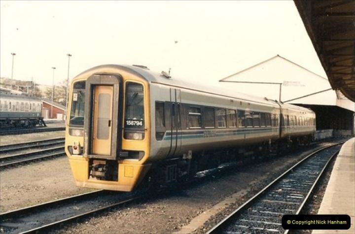 1992-02-15 Exeter St. Davids. Exeter, Devon.  (11)271