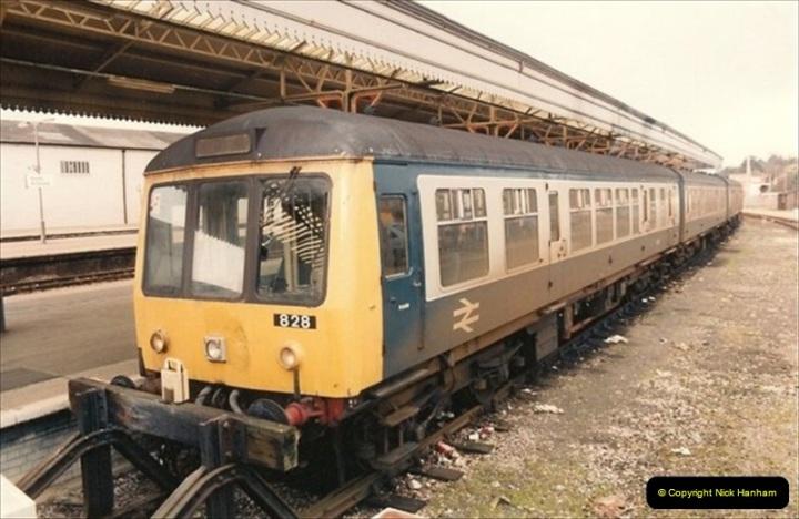 1992-02-15 Exeter St. Davids. Exeter, Devon.  (12)272