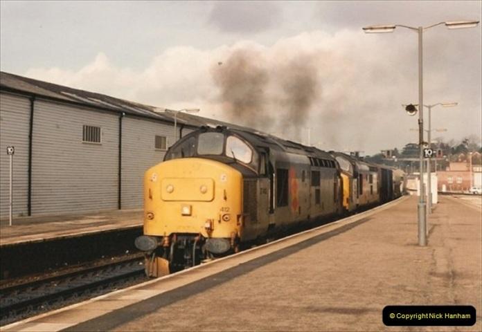1992-02-15 Exeter St. Davids. Exeter, Devon.  (15)275