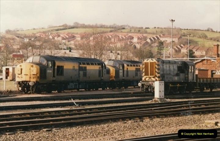 1992-02-15 Exeter St. Davids. Exeter, Devon.  (16)276