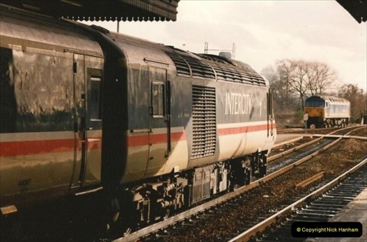 1992-02-15 Exeter St. Davids. Exeter, Devon.  (17)277