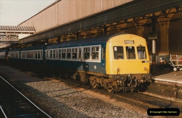 1992-02-15 Exeter St. Davids. Exeter, Devon.  (18)278