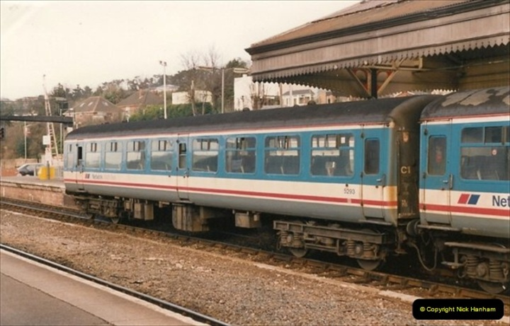 1992-02-15 Exeter St. Davids. Exeter, Devon.  (20)280