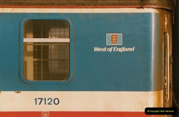 1992-02-15 Exeter St. Davids. Exeter, Devon.  (22)282