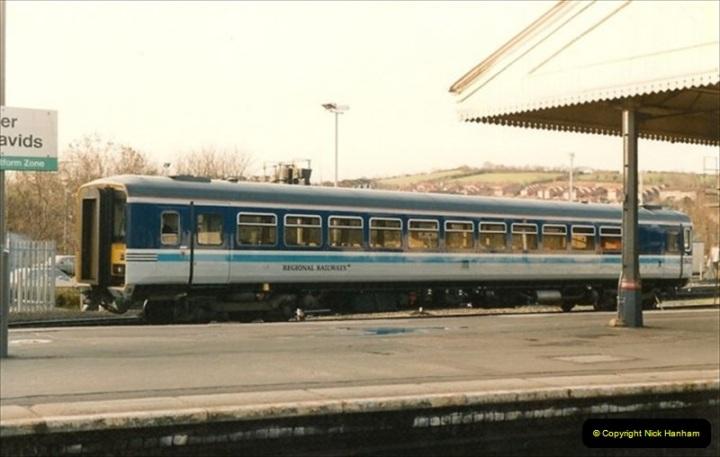 1992-02-15 Exeter St. Davids. Exeter, Devon.  (23)283