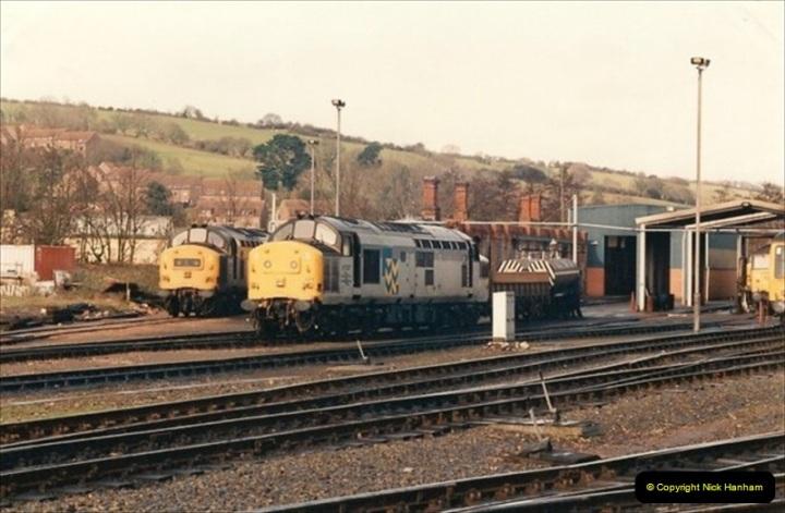 1992-02-15 Exeter St. Davids. Exeter, Devon.  (28)288