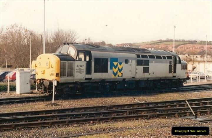 1992-02-15 Exeter St. Davids. Exeter, Devon.  (29)289