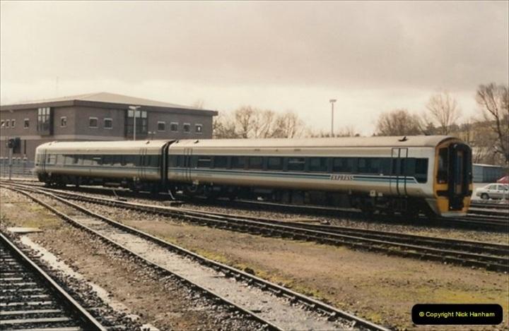 1992-02-15 Exeter St. Davids. Exeter, Devon.  (30)290