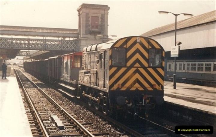 1992-02-15 Exeter St. Davids. Exeter, Devon.  (31)291