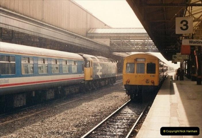 1992-02-15 Exeter St. Davids. Exeter, Devon.  (33)293