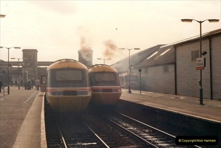 1992-02-15 Exeter St. Davids. Exeter, Devon.  (35)295