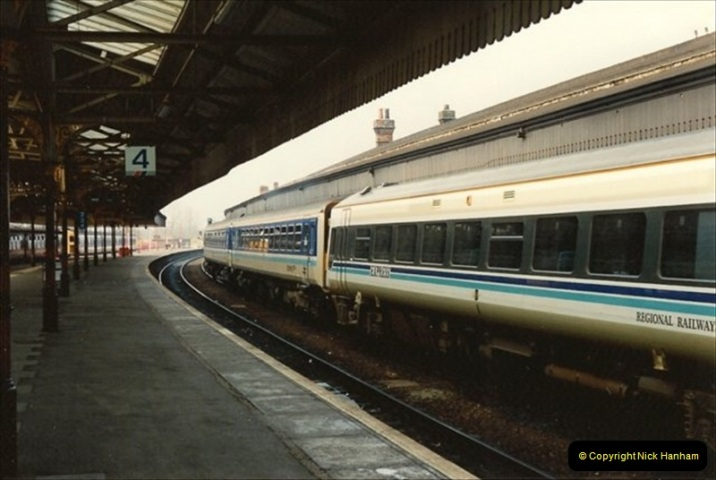 1992-02-29 Salisbury station, Salisbury, Wiltshire.  (6)303