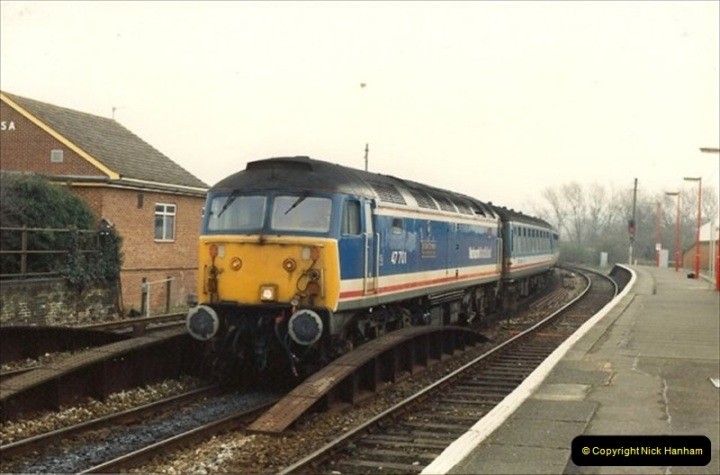 1992-02-29 Salisbury station, Salisbury, Wiltshire.  (31)328