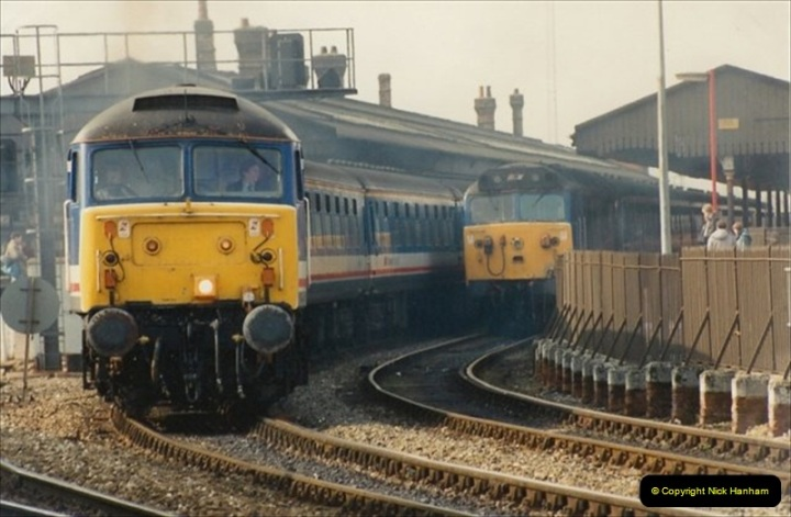 1992-02-29 Salisbury station, Salisbury, Wiltshire.  (70)367