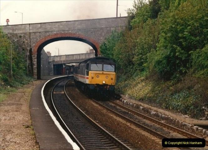 1992-04-25 Teignmouth, Devon.  (2)372