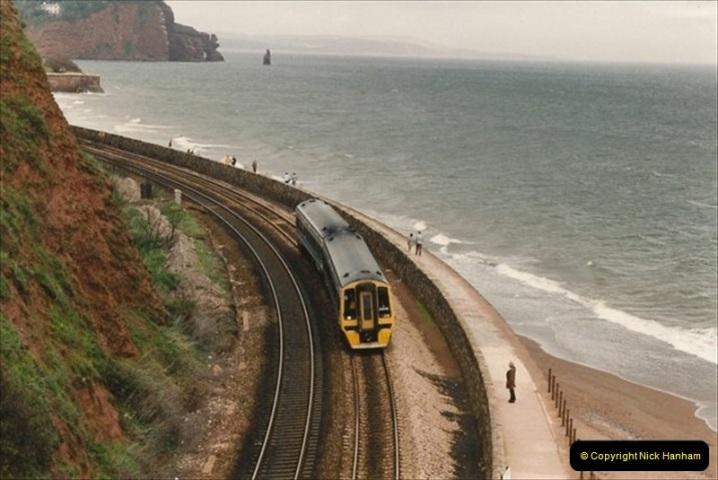 1992-04-25 Teignmouth, Devon.  (13)383