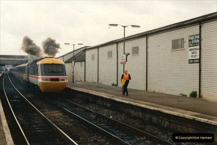 1992-04-26 Exeter, St. Davids, Exeter, Devon (1)391