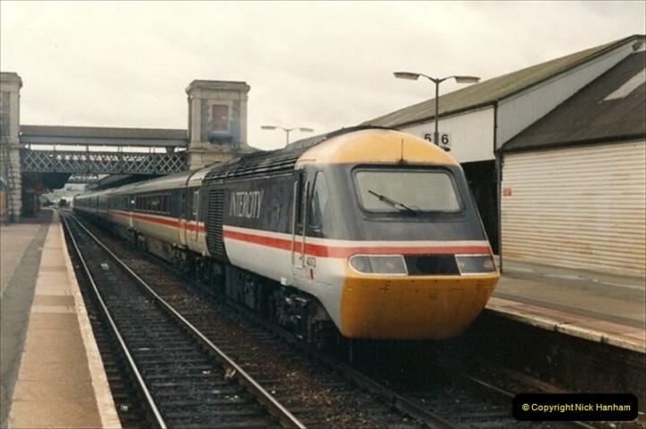 1992-04-26 Exeter, St. Davids, Exeter, Devon (2)392