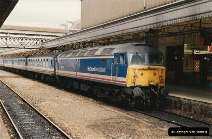 1992-04-26 Exeter, St. Davids, Exeter, Devon (4)394
