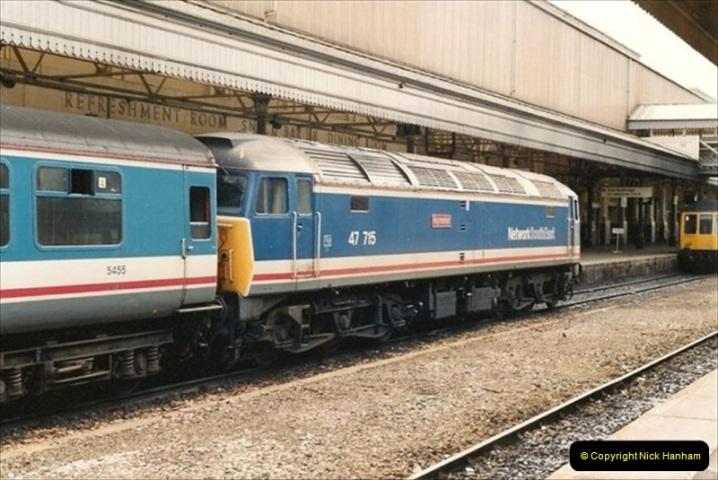 1992-04-26 Exeter, St. Davids, Exeter, Devon (6)396