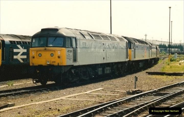 1992-05-25 Eastleigh, Hampshire.  (2)398