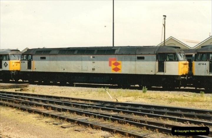 1992-05-25 Eastleigh, Hampshire.  (3)399