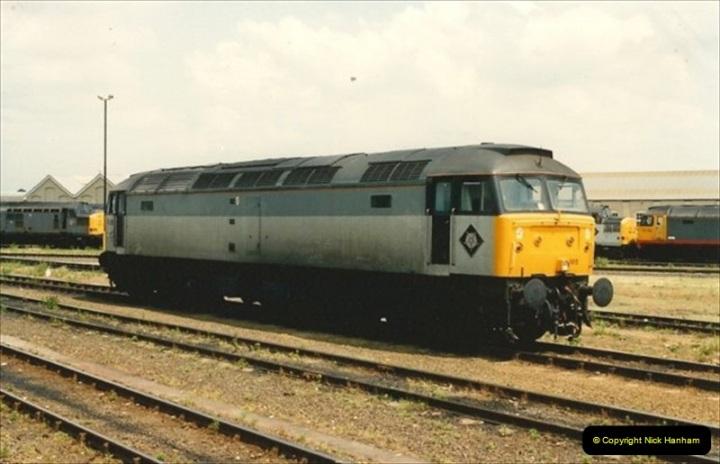 1992-05-25 Eastleigh, Hampshire.  (5)401