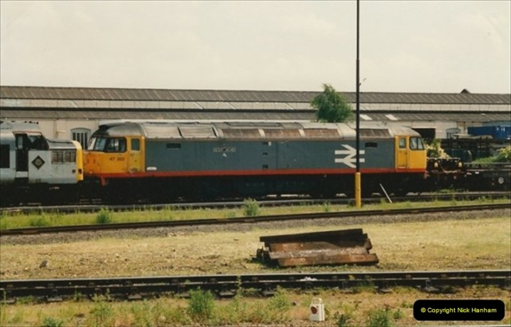 1992-05-25 Eastleigh, Hampshire.  (6)402