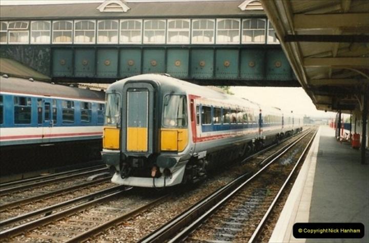 1992-05-25 Eastleigh, Hampshire.  (10)406
