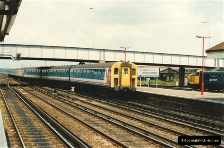 1992-05-25 Eastleigh, Hampshire.  (11)407