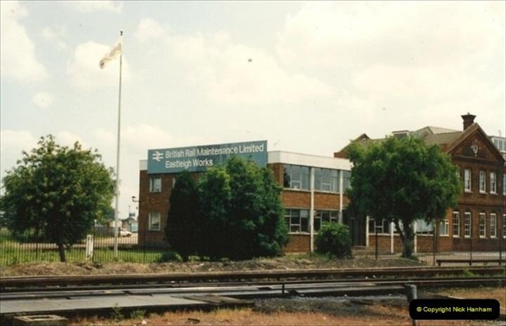 1992-05-25 Eastleigh, Hampshire.  (14)410