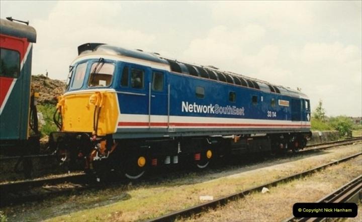 1992-05-25 Eastleigh, Hampshire.  (15)411