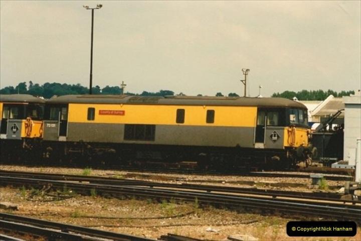 1992-05-25 Eastleigh, Hampshire.  (19)415