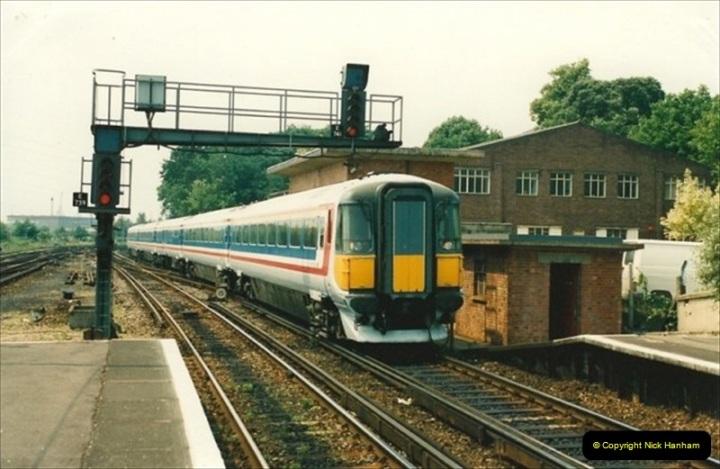 1992-06-27 Southampton, Hampshire.  (7)425