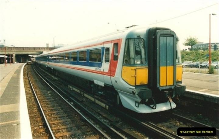 1992-06-27 Southampton, Hampshire.  (9)427