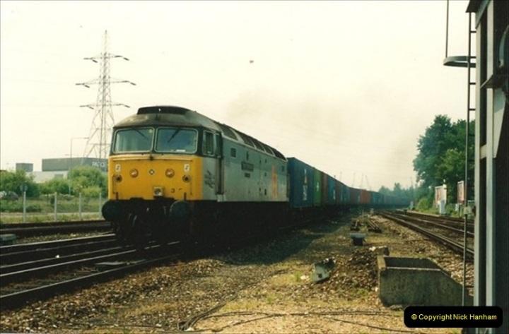 1992-06-27 Southampton, Hampshire.  (15)433