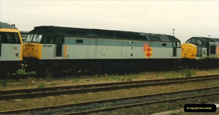 1992-07-13 Eastleigh, Hampshire.  (1)434