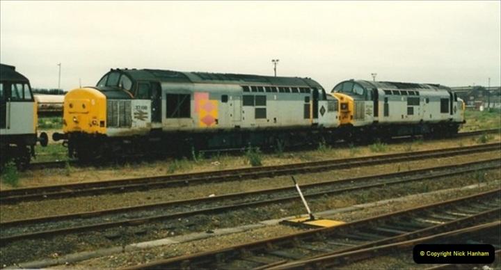 1992-07-13 Eastleigh, Hampshire.  (2)435