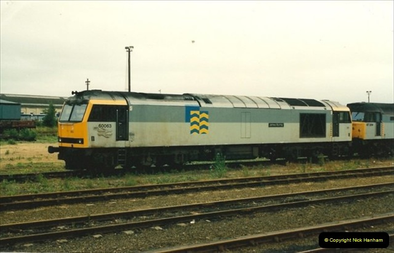 1992-07-13 Eastleigh, Hampshire.  (3)436
