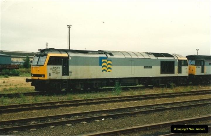 1992-07-13 Eastleigh, Hampshire.  (3)436