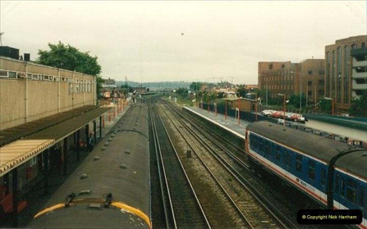 1992-07-13 Eastleigh, Hampshire.  (5)438