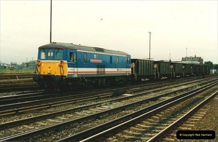 1992-07-13 Eastleigh, Hampshire.  (7)440