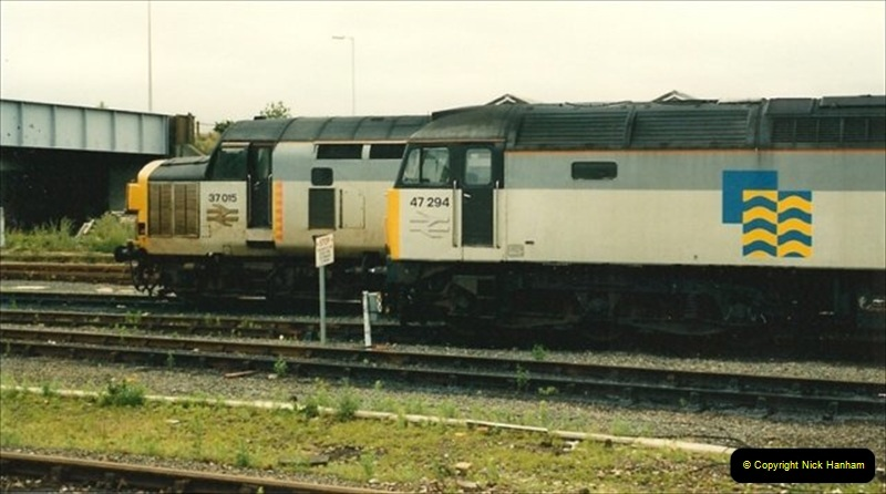 1992-07-13 Eastleigh, Hampshire.  (9)442